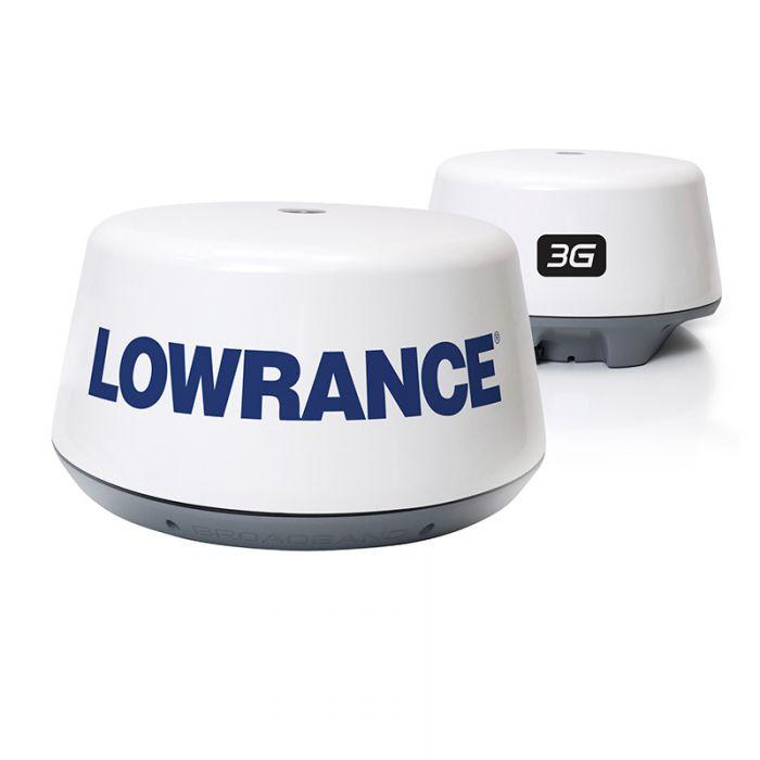 Lowrance 3G Радар