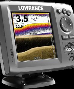 LowranceHook 5x