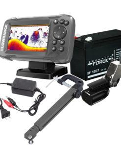 Стартовый комплект HOOK2-4x Bullet Стартовый комплект HOOK2-4x GPS Bullet