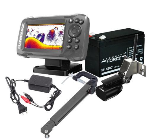 Стартовый комплект HOOK2-5 SplitShot Стартовый комплект HOOK2-5x GPS SplitShot