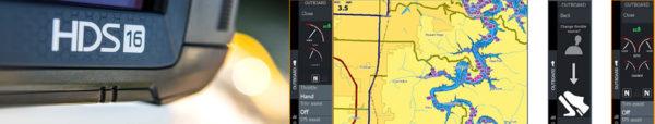 Genesis Live Charting Новое обновление программного обеспечения для дисплеев Lowrance