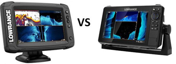 Различия Elite Ti2 и HDS Live
