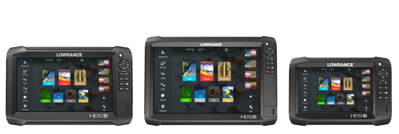 Lowrance HDS Carbon 20.1