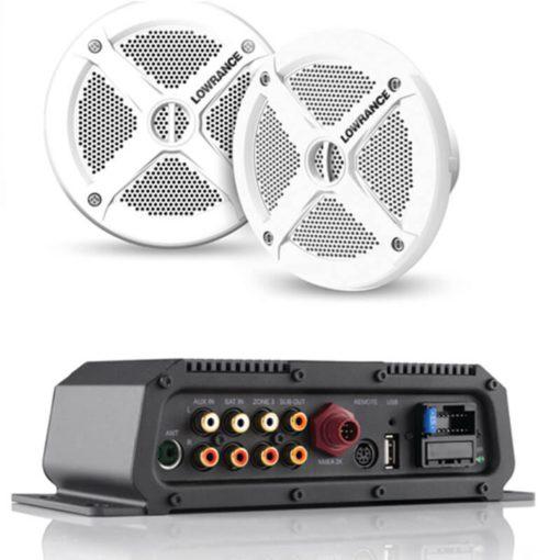 SonicHub2+ Lowrance Speakers (pair)